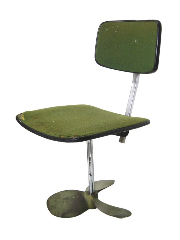 Propeller chair